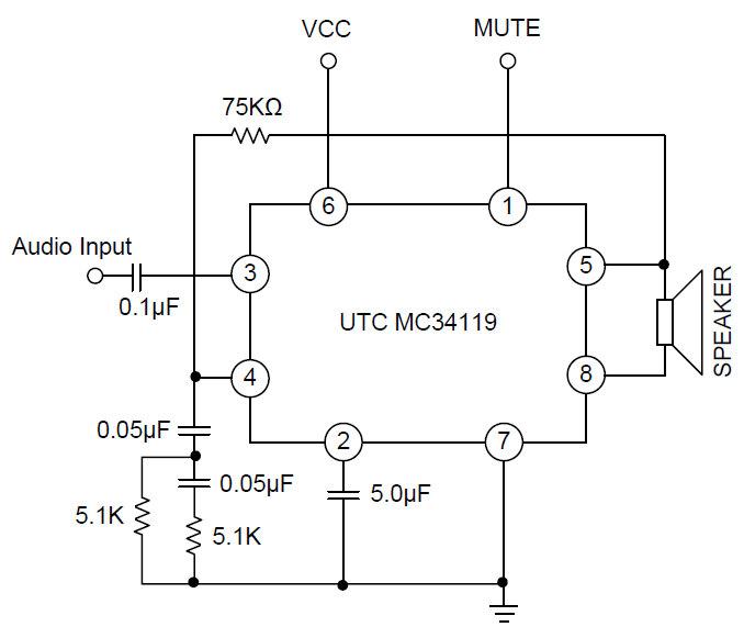 LTK 8002 схема подключения