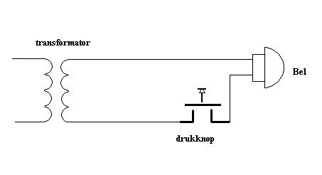 Bel Aansluiten Transformator.Aansluiten Standaard Deurbel Forum Circuits Online