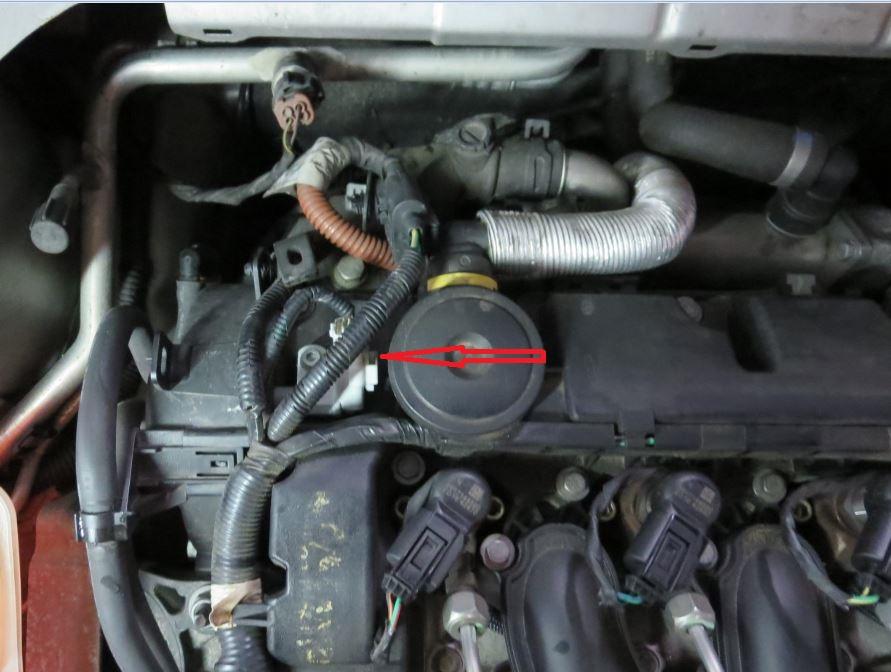 Ford focus perfomance verlies for Sensor schoonmaken