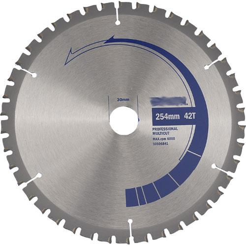 Cirkelzaag voor staal