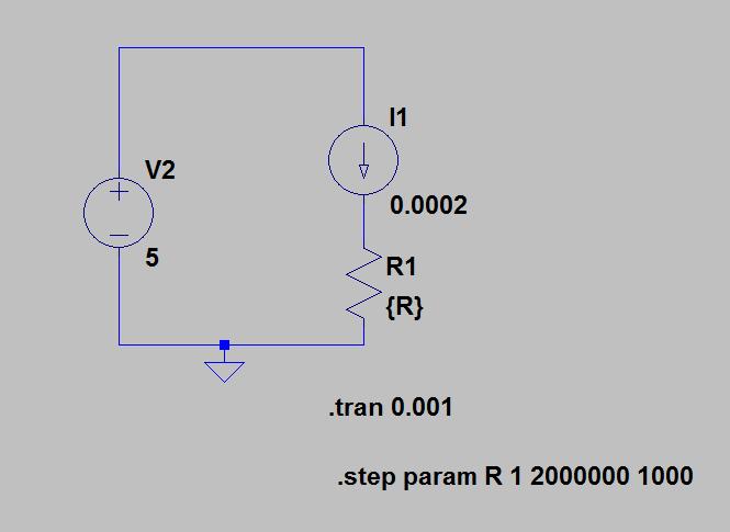 Simulatieprobleem LTspice - Forum - Circuits Online