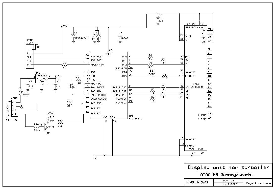 Display Unit Voor Atag Hr Zonnegascombi Welk Serieel Signaal Led Circuit Calculator Http Wwwcircuitsonlinenet Download 48 Uploadarchiefnet Files Displayunit100px