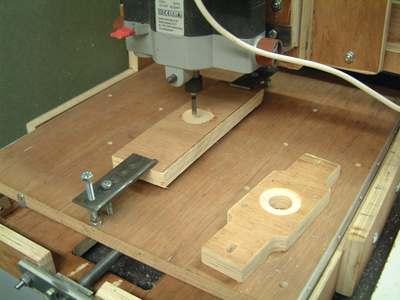 Cnc freesmachine hout