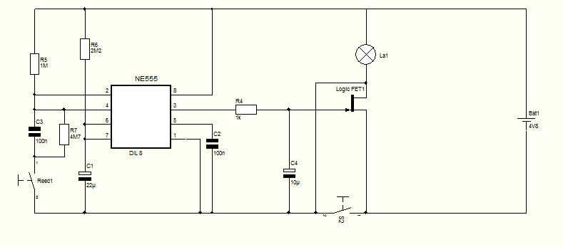 Schakeling t.b.v. fietsverlichting - Forum - Circuits Online