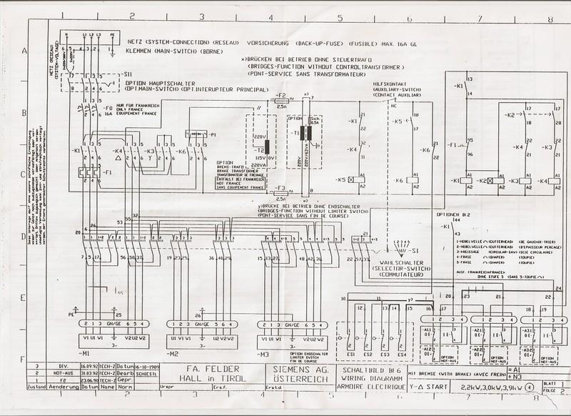 zaag op 3x220v ombouwen naar 1x 380v - forum
