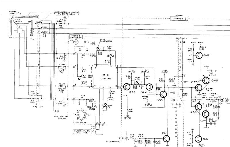hall sensor voor current probe - forum