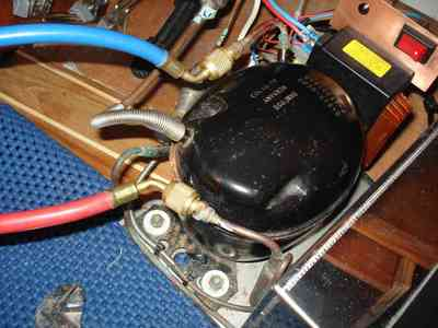 Problems with Frigoboat/Danfoss fridge   Jeanneau Owners Forum