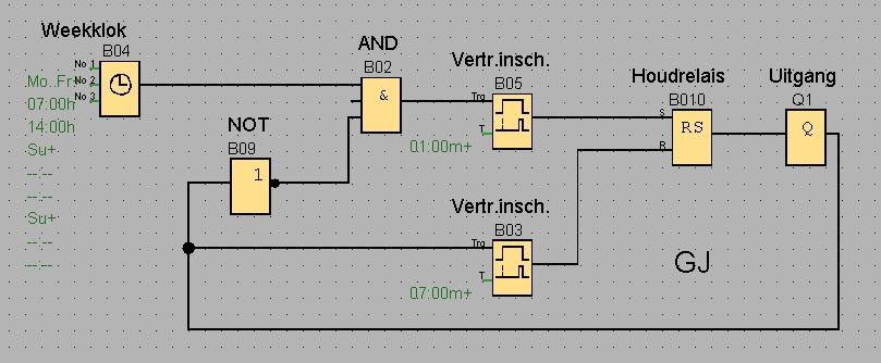 tijdschakeling voor cvpomp forum circuits online