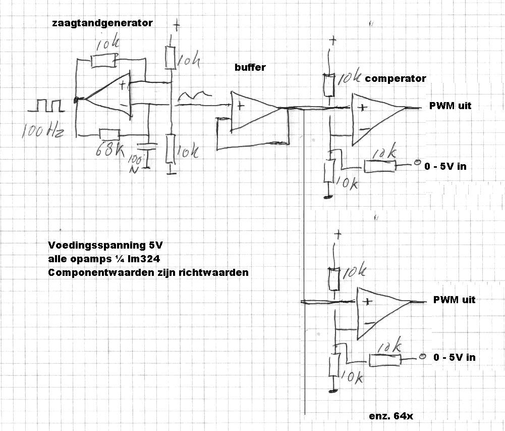 Voltage To Pwm Ics Forum Circuits Online Lm324 Comparator Circuit Http Wwwcircuitsonlinenet View Uploadarchiefnet Files Download Mijnpwm