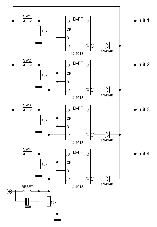 schema quiz schakeling forum circuits online