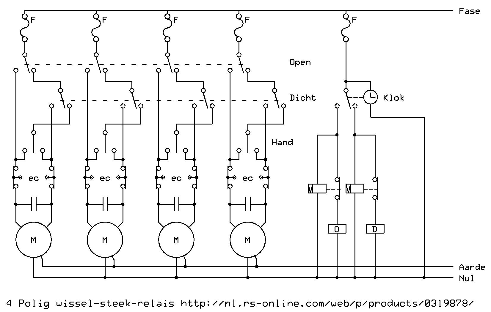 Atemberaubend Relais Elektrisches Diagramm Fotos - Elektrische ...