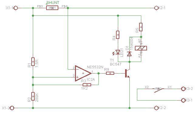 relais laten schakelen door stroomvraag forum circuits online. Black Bedroom Furniture Sets. Home Design Ideas