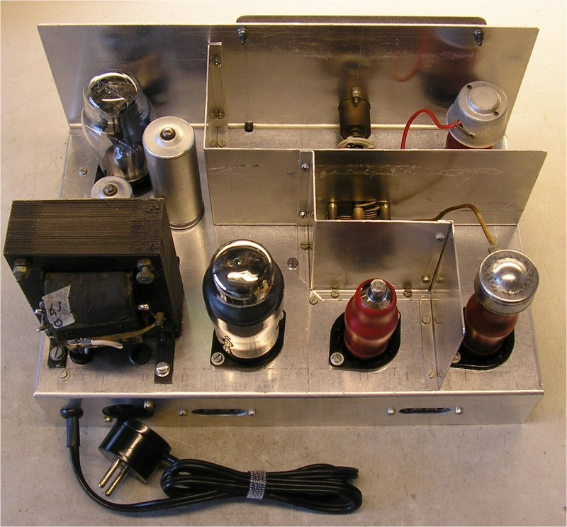Jongensradio anno 2007 deel6 forum circuits online for Vaste trap ipv vlizotrap
