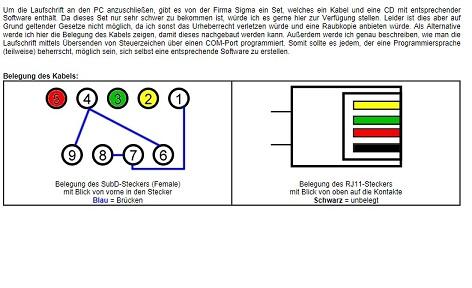 Lichtkrant Sigma Asc 333 Forum Circuits Online