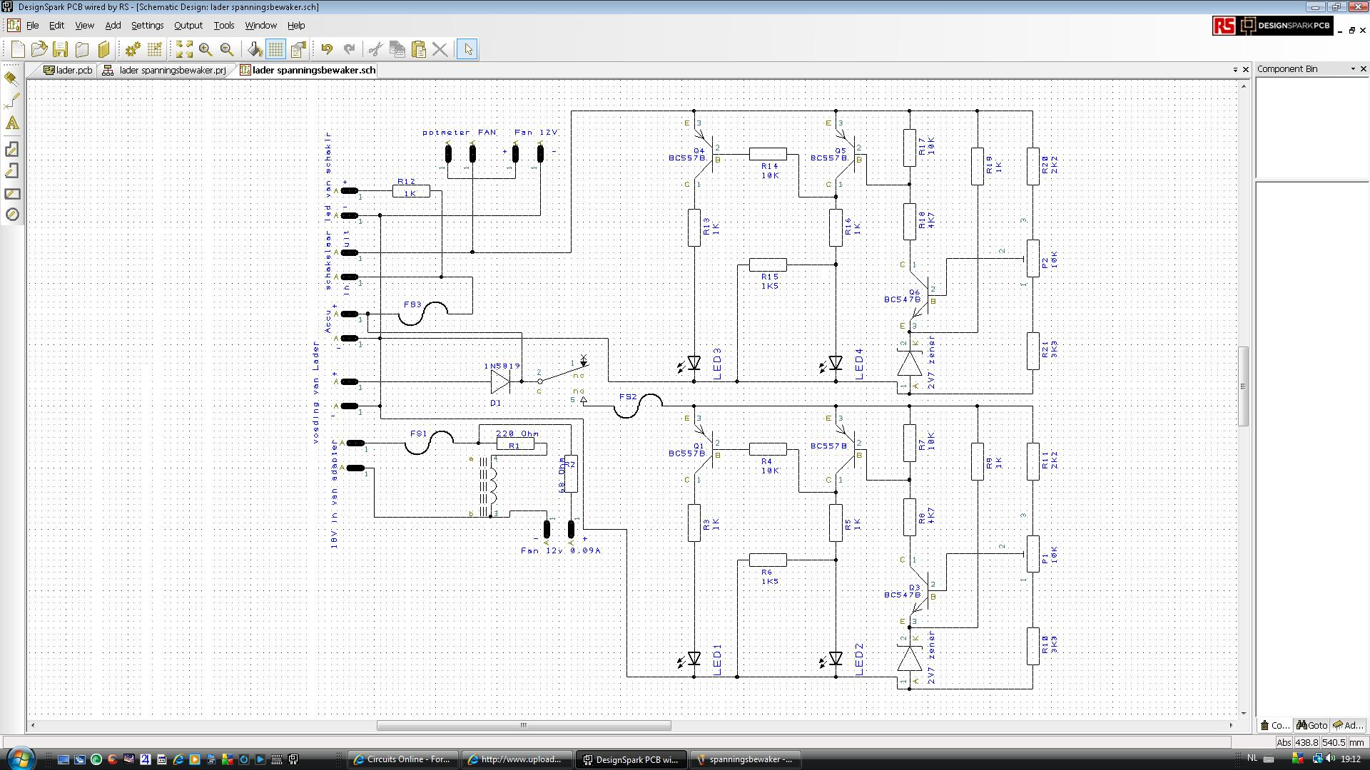 Spanning Onderbreken Forum Circuits Online Led Circuit Calculator Http Wwwcircuitsonlinenet Download 48