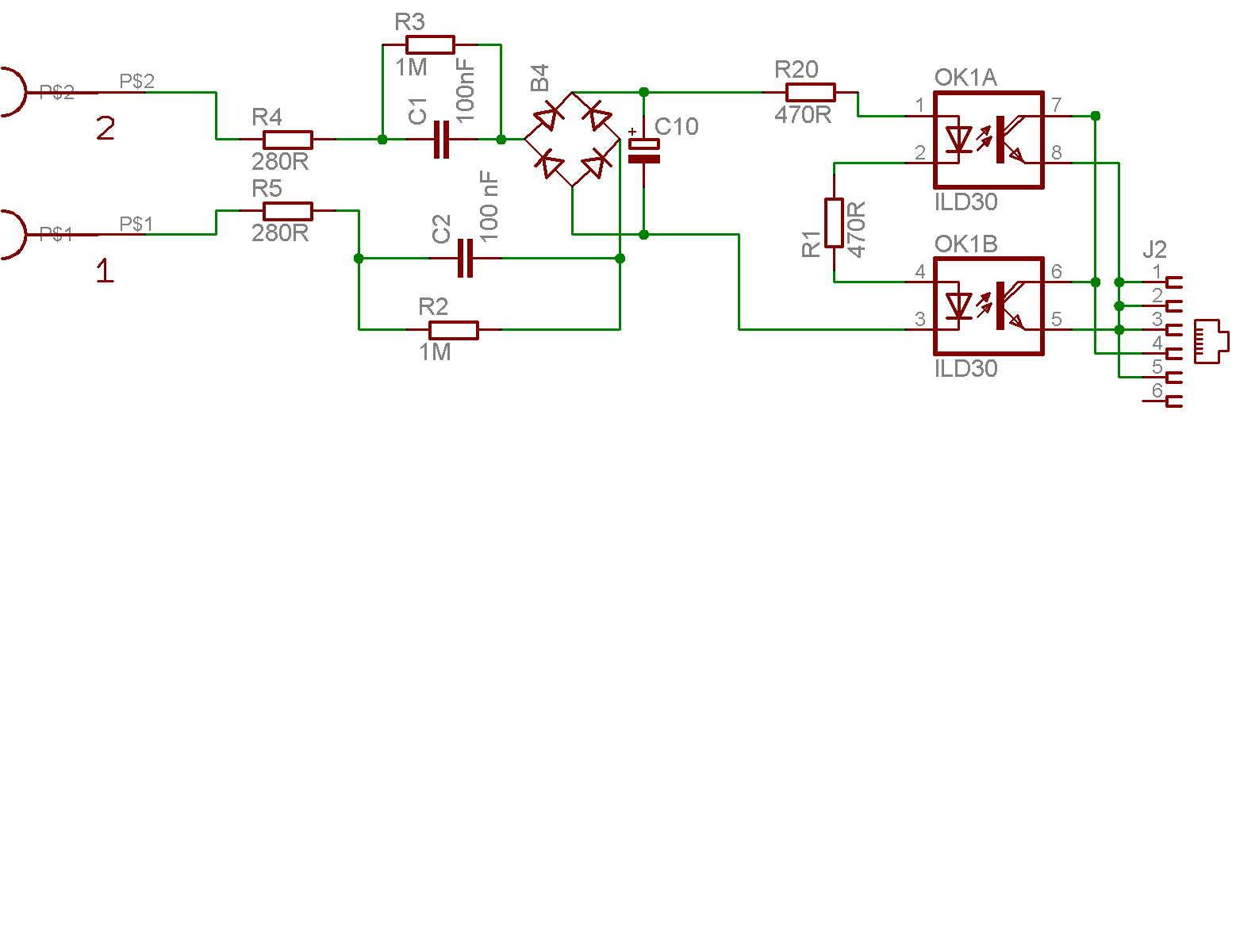 Tmp on Optocoupler Pull Up Resistor