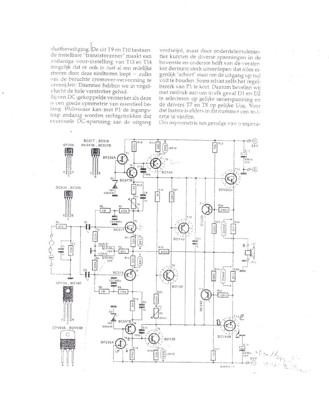 transistor zener - forum