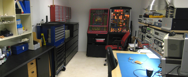 Werkplek prutshoek soldeertafel knutselkamer deel 6 for Wat kost een vlizotrap